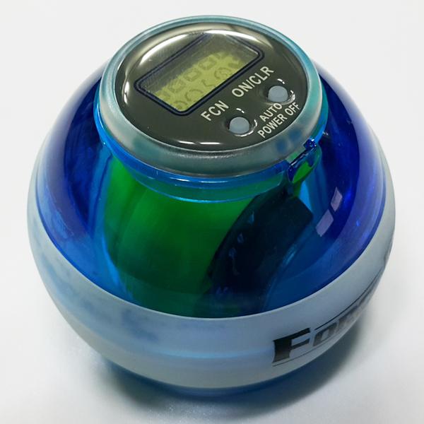 LCD파워자이로볼/LED발광/손목운동기구/악력