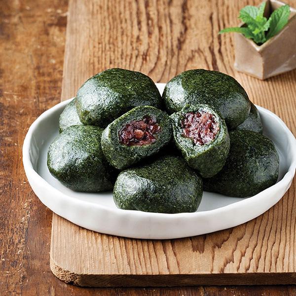 정선명품수리취떡/실속형2kg/60개/추석/강원