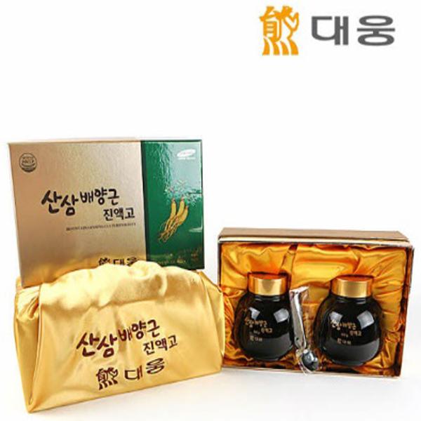 대웅산삼배양근진액고/추석/설/명절/부모님선물