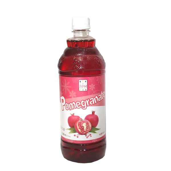 석류시럽1L소주원액/칵테일/음료베이스