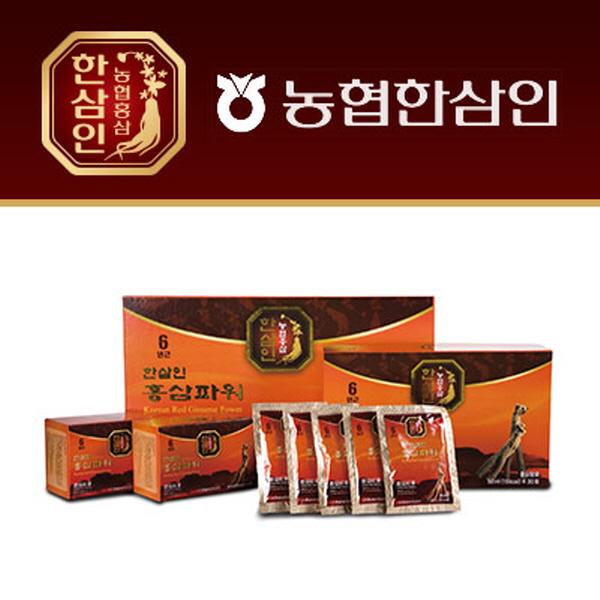 한삼인 농협 홍삼파워 50ml*30포
