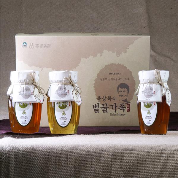 에덴양봉원_윤상복의 벌꿀가족 5호 1.8kg/
