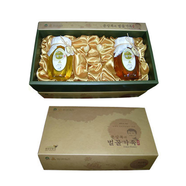 에덴양봉원_윤상복의 벌꿀가족 4호 1.2kg/