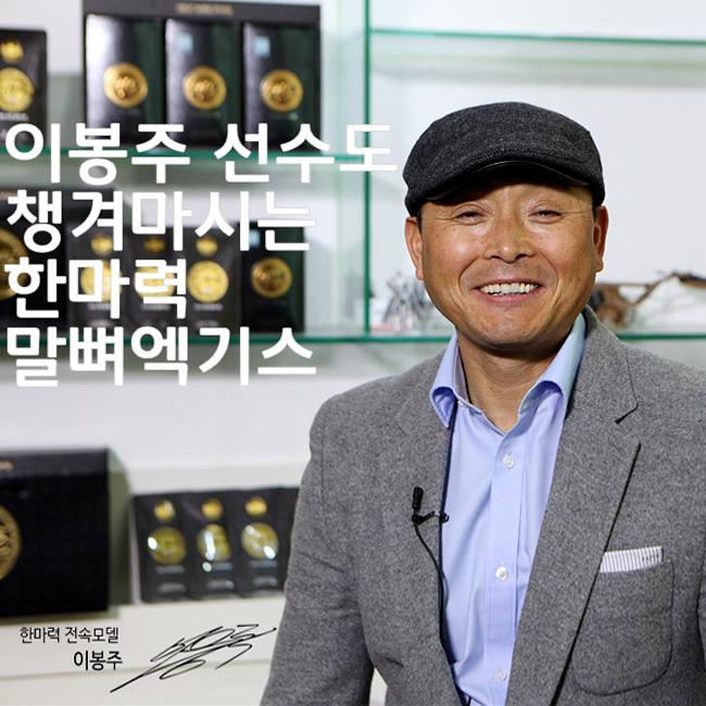 한마력 골드진액 말뼈엑기스/건강식품/한마력/엑