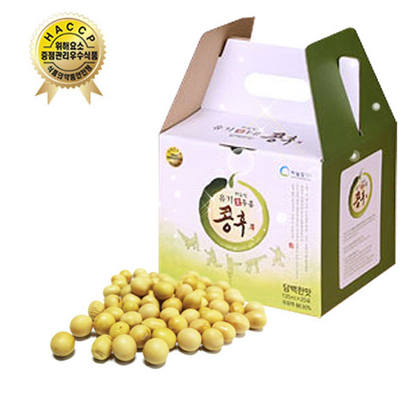 유기 하늘빛 전두유 콩후(담백/달콤) 전두유검