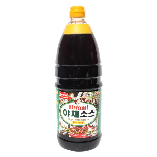 화미야채소스2kg