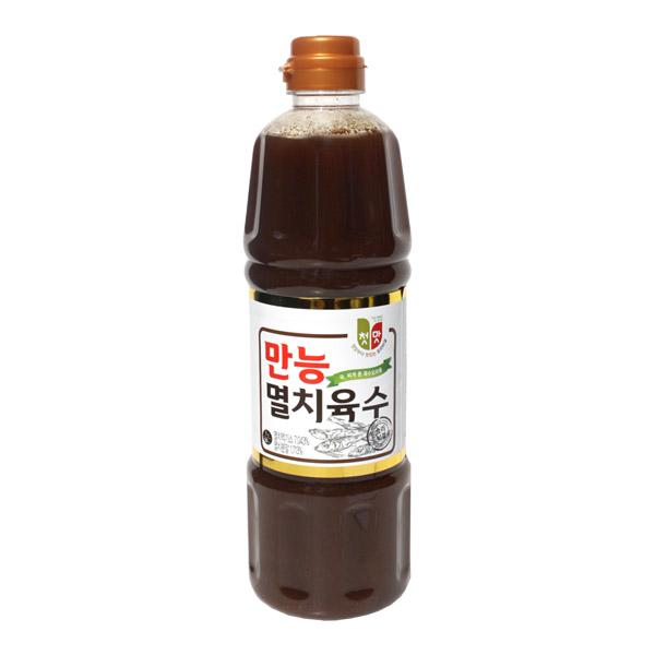 첫맛 만능멸치육수1kg