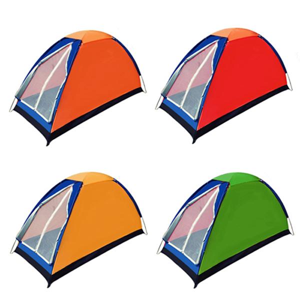 1인용 텐트