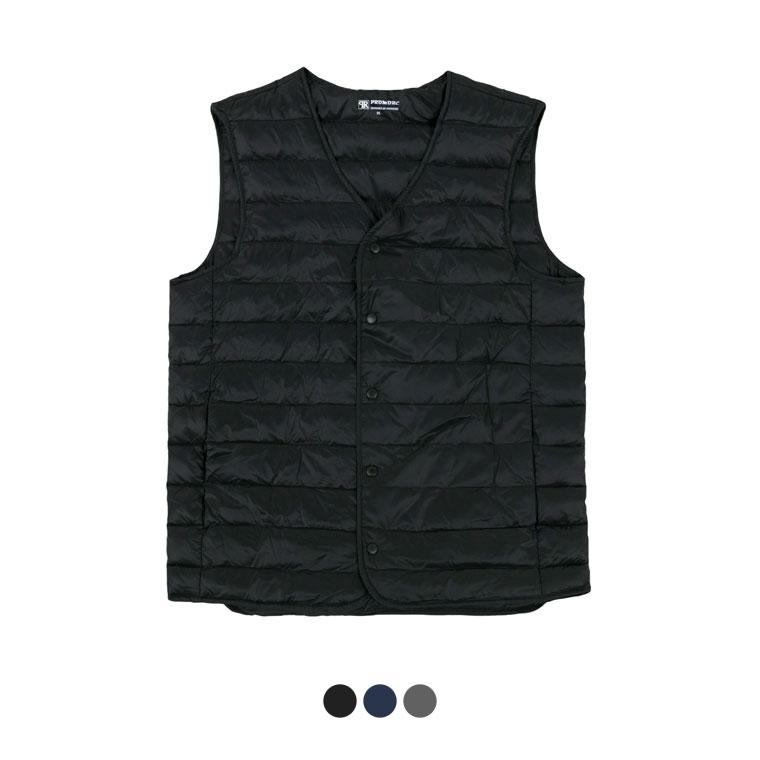 [티티뱅크] DW289 오리털 경량조끼/방한패딩/웰론/조끼/패딩조끼