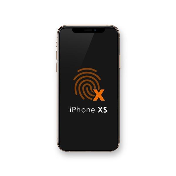 아이폰XS 저반사 지문방지 보호필름 BLACK LABEL