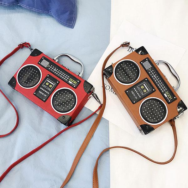 cr1145 라디오포인트 크로스백/여성가방/요