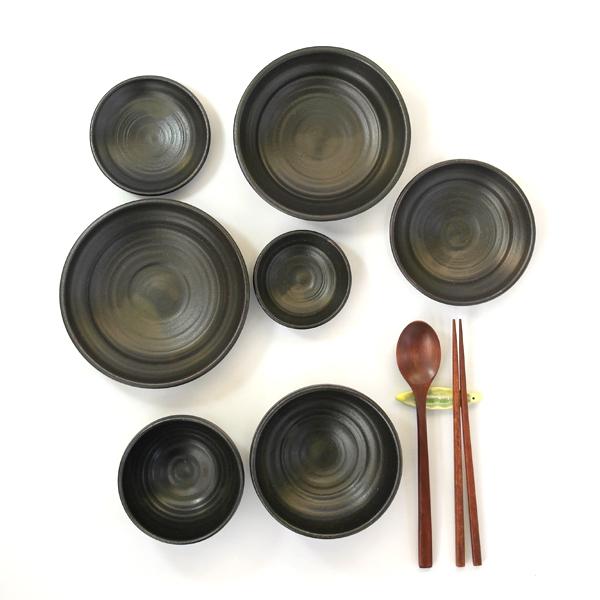 1인 식기세트(7p) 그릇세트 공기세트 밥그릇