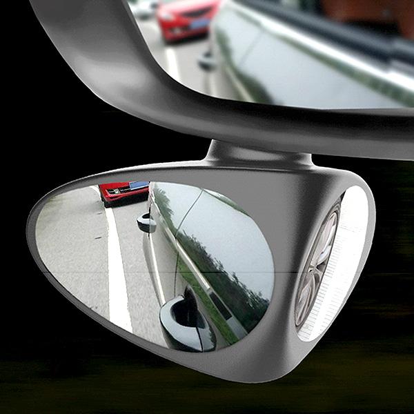 360도사각지대자동차미러/차량용거치대