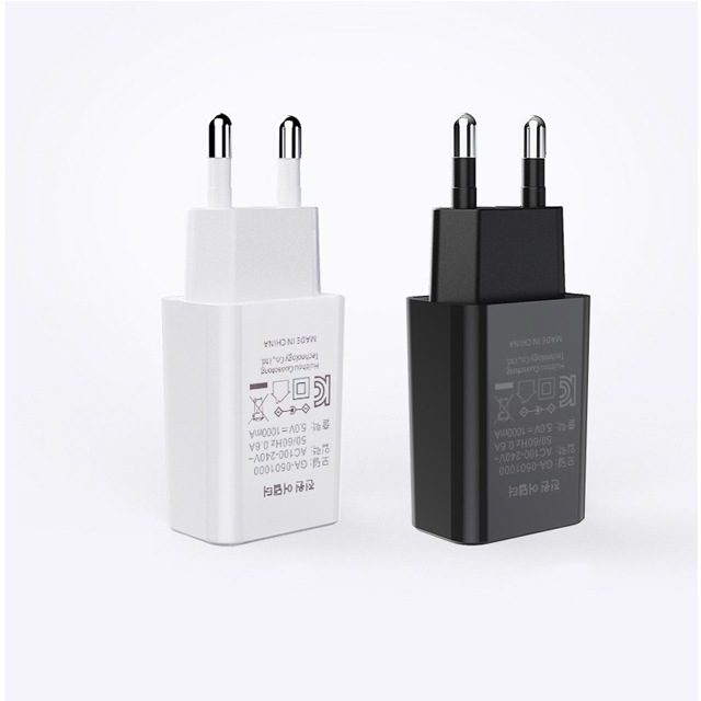 5V 1A 충전기 어댑터 USB 전력 충전 어