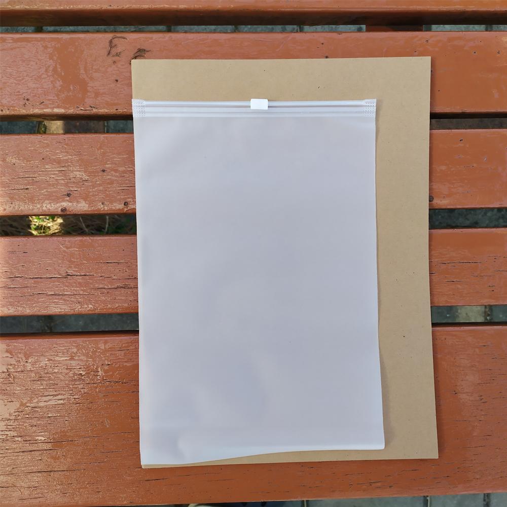 여행용 휴대용 지퍼백 파우치 2호(17x25cm)