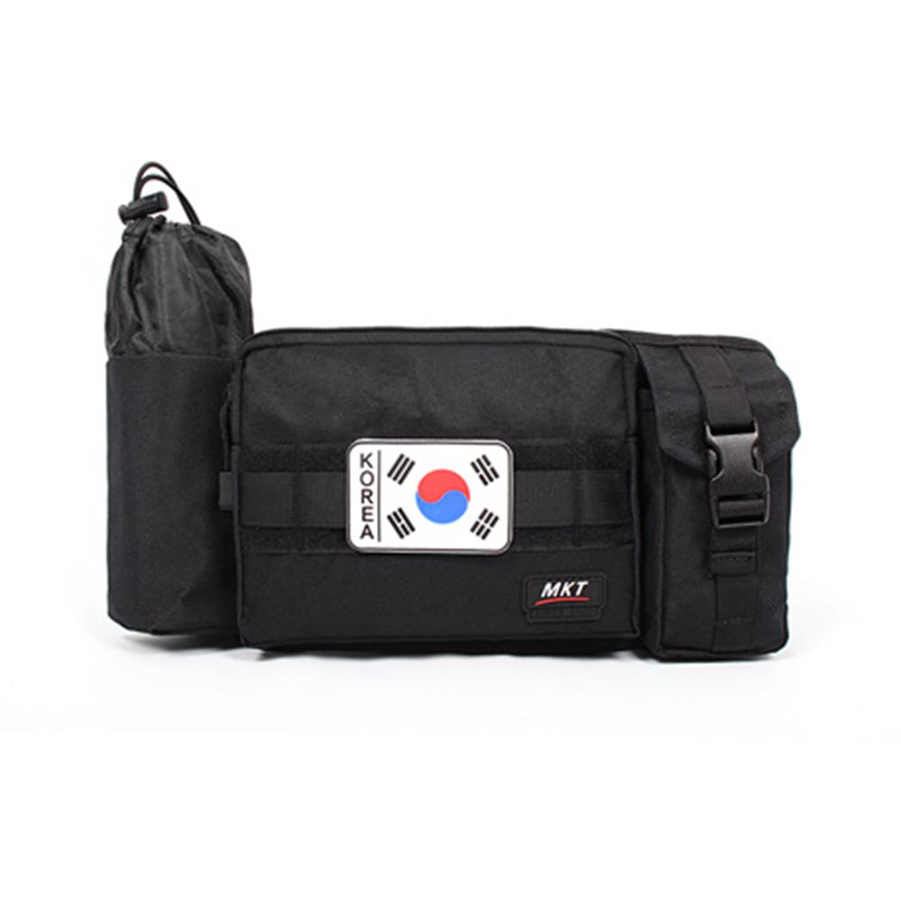 스포츠 물병 합색/남성웨이스트백