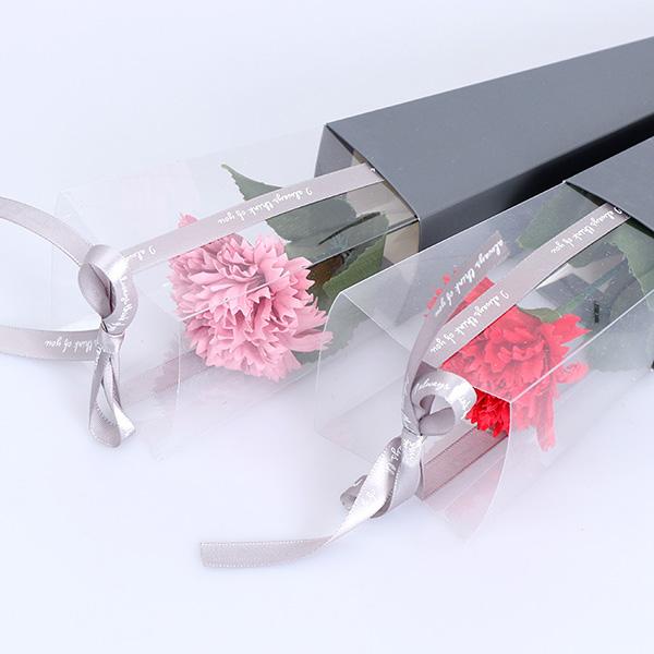 [애드볼 6개]한송이카네이션비누꽃/어버이날선물/어버이날카네이