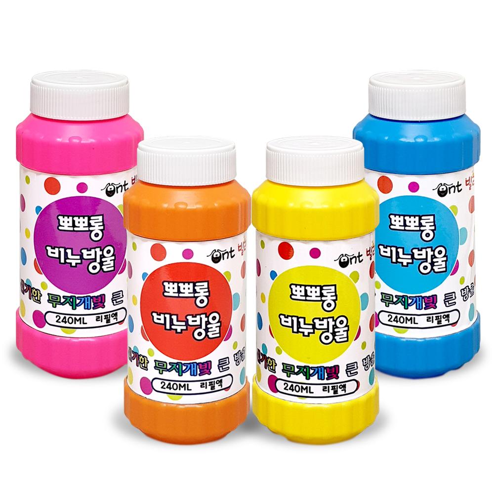 뽀로롱 비누방울 240ml 리필액(1000X12개)