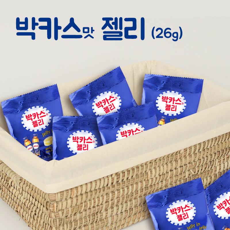 박카스맛젤리