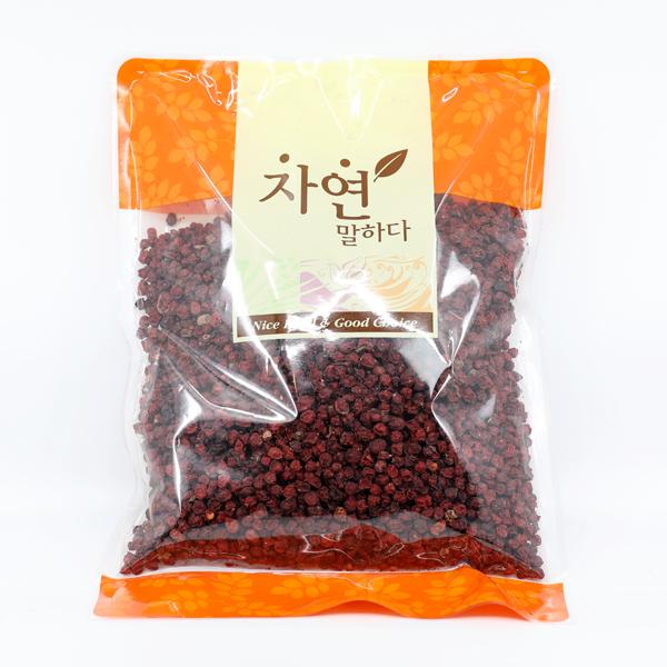 [애드볼75개] 풋풋농장 건오미자/오미자열매/오미자차
