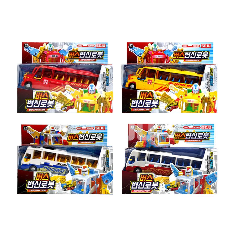 8000 버스 변신로봇(랜덤)