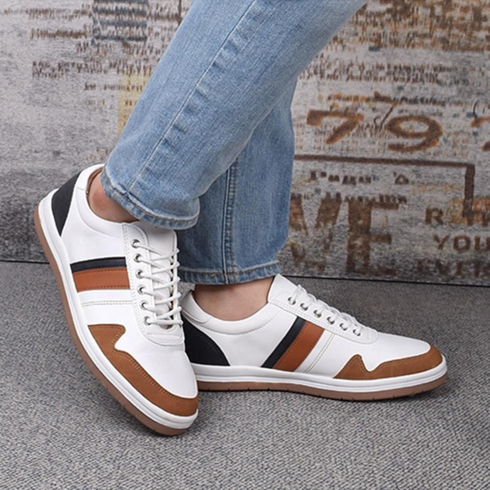 남성 골프화 발편한 라운딩 신발 (2color